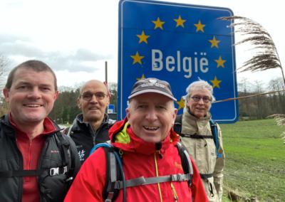 ivo belgische grens