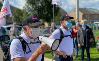 Ivo de Bisschop blikt terug op de Stop Parkinson Walk 2020