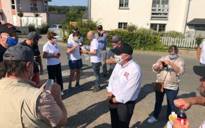 Etappe 21 : Oberhausen – Hachiville