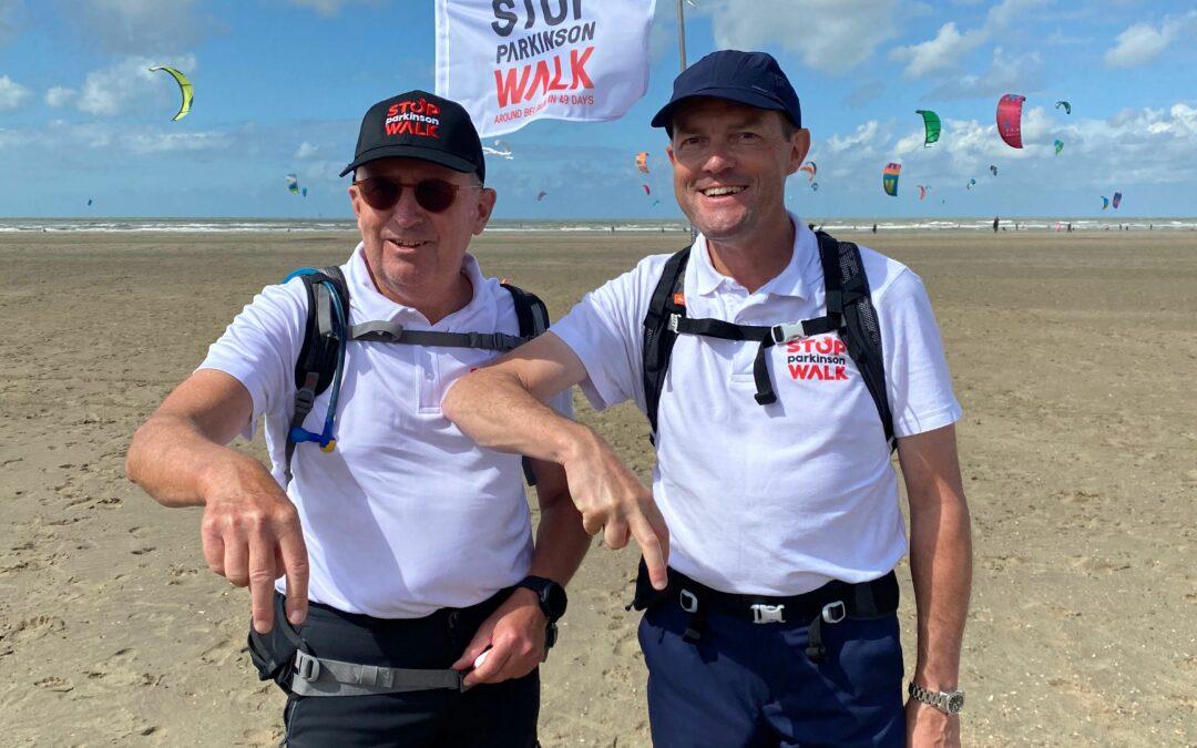 Doe je mee aan de Stop Parkinson Walk in Oostende?