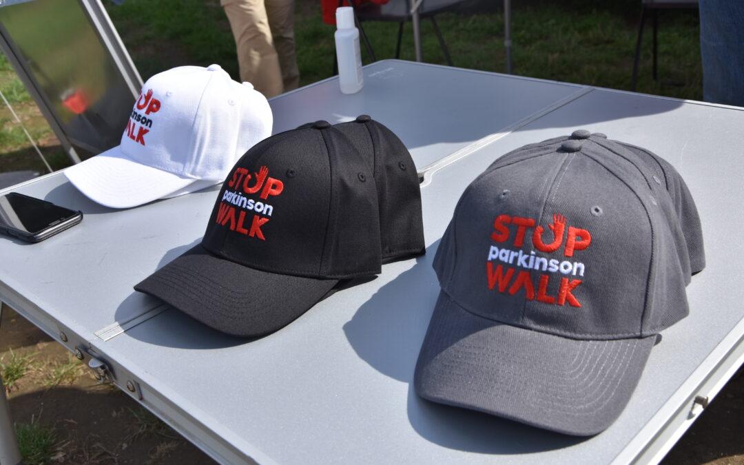 Achetez une casquette et soutenez le Stop Parkinson Walk