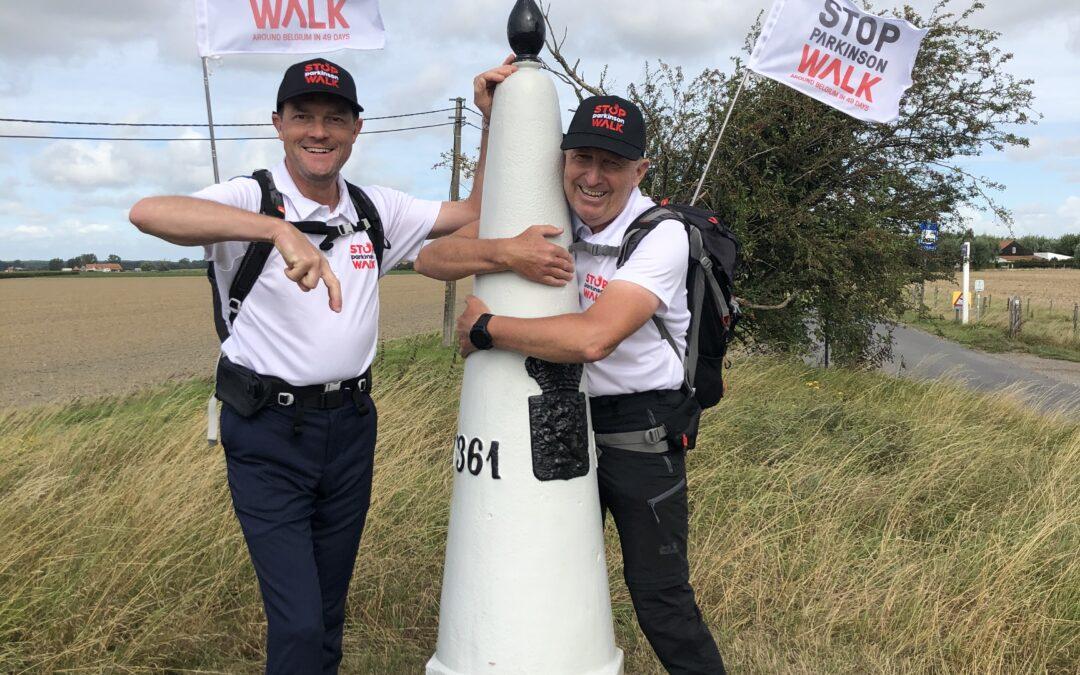 La vente aux enchères Stop Parkinson Walk commencera bientôt