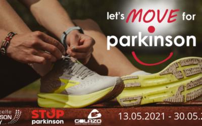 Let's Move for Parkinson! Voulez-vous aider à trouver un remède?