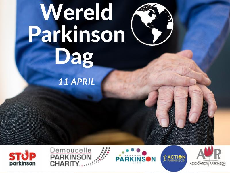 Wereld Parkinson Dag 11 april 2021