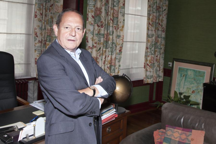 Stop Parkinson Ambassadeur Tony Mary aan het woord
