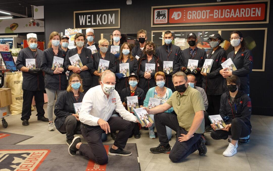 Ivo's boek 'Grenzen Verleggen' vanaf nu ook te koop bij Delhaize