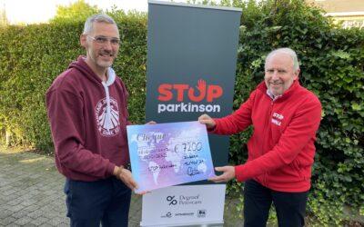 Fietstocht naar Compostella levert 7.200 euro op voor strijd tegen Parkinson